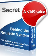 Secret behind the Roulette System