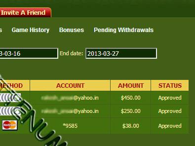 How Naman Won at Windows Casino